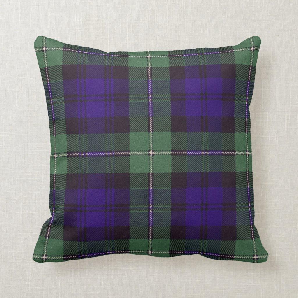 Real Scottish tartan - Forbes