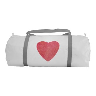Heart Gym Bag