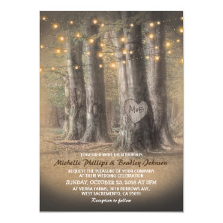 Rustic Wedding Invitations Amp Announcements