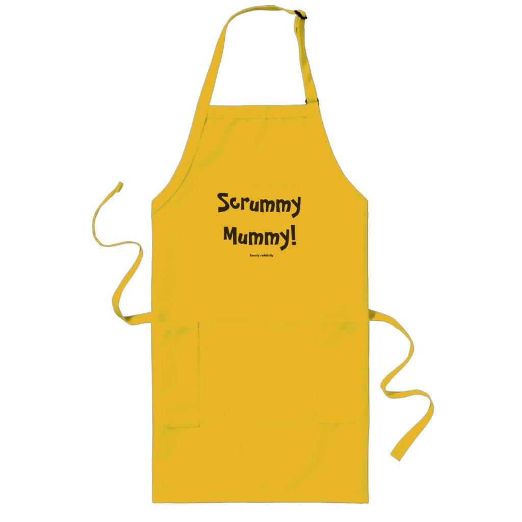 Scrummy Mummy! Apron