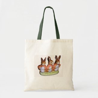 Shopping Bag - Flopsy Mopsy & cottontail
