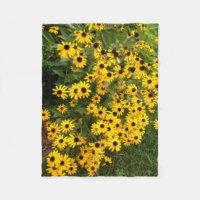 Sunflower Blankets & Bed Blankets | Zazzle