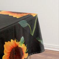 Sunflower Tablecloth