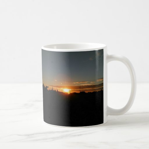 Sunset in Spain Mug