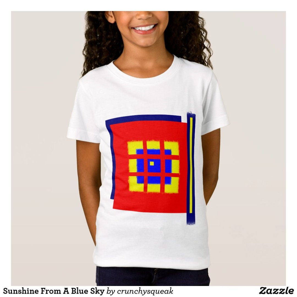 Sunshine From A Blue Sky T-Shirt