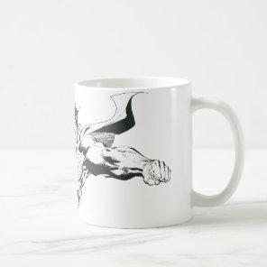 Superman 60 coffee mug