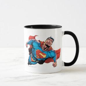 Superman Comic Style Mug