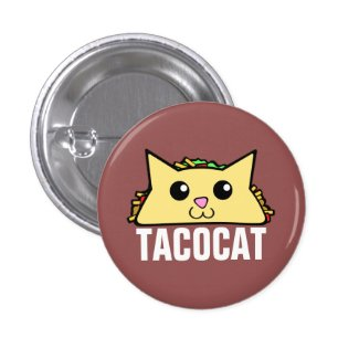 Taco Cat Badge