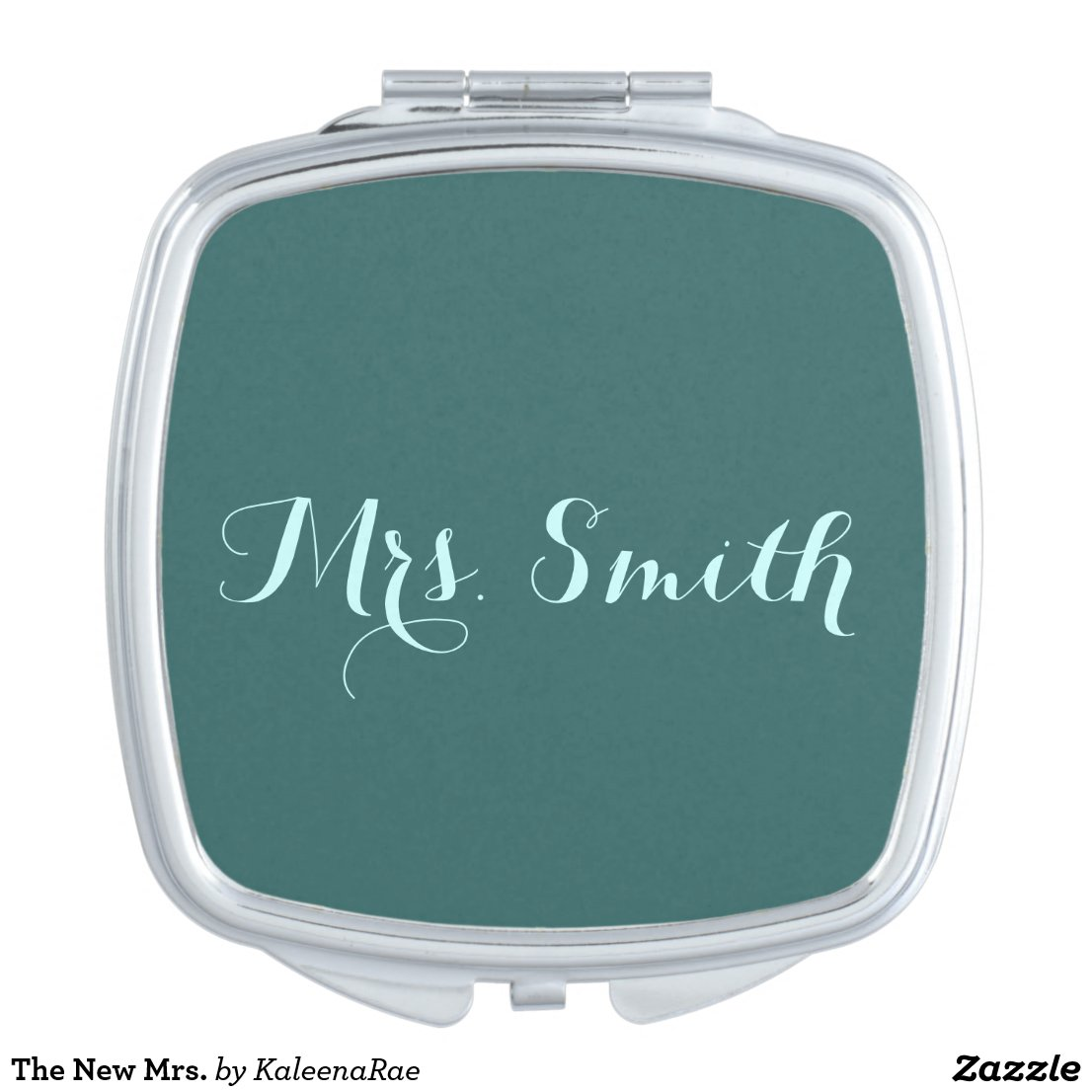 Mrs Compact Mirror