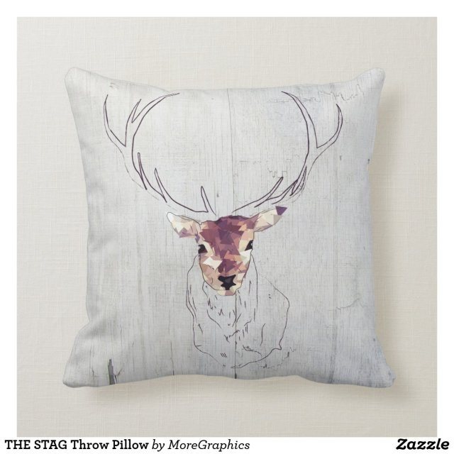 THE STAG Pillow