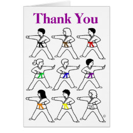 Karate Party Gifts on Zazzle UK
