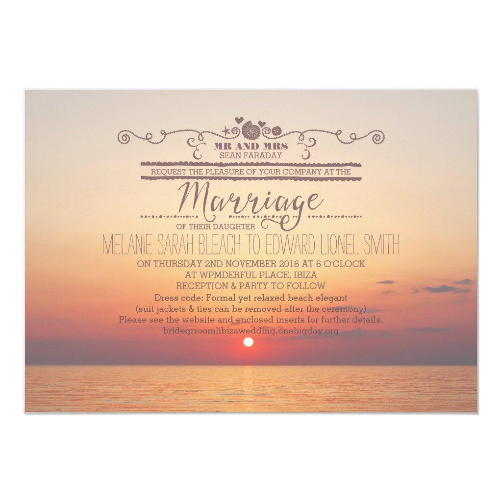 Version 2 Sunset Beach Destination Wedding