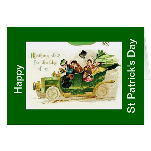St Patricks Day Writing Paper Printable