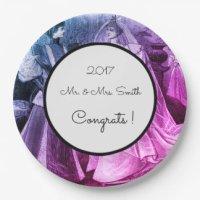 Wedding Paper Plates & Wedding Disposable Plate Designs ...