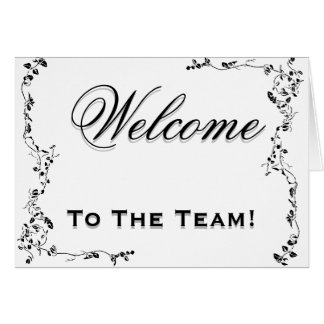 Welcome Cards, Welcome Card Templates, Invitations, Photo