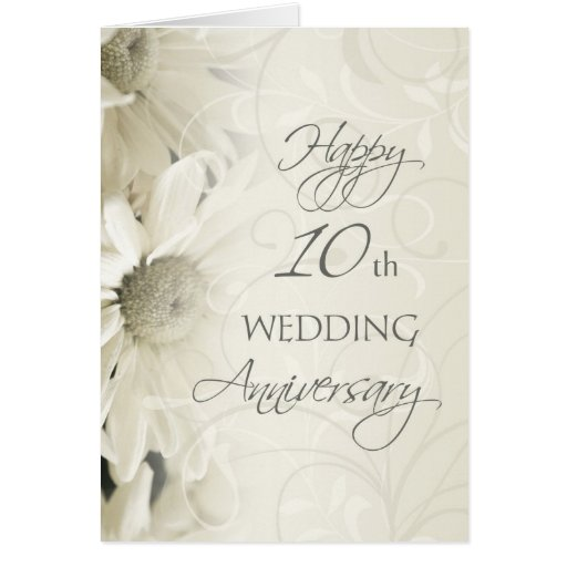 10th Wedding Anniversary Gifts  TShirts Art Posters  Other Gift Ideas  Zazzle