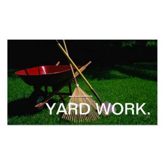 yard work - t-shirts art
