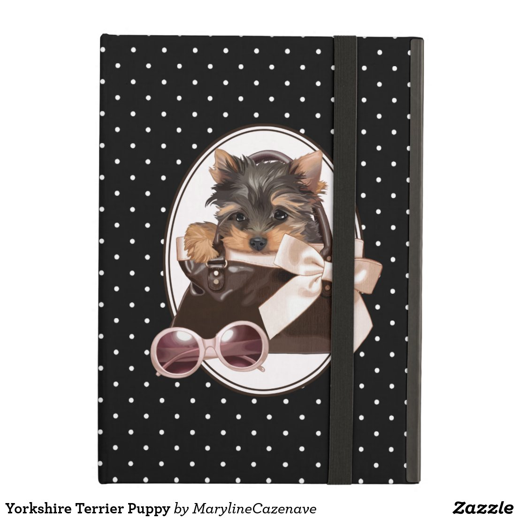 Yorkshire Terrier iPad Case