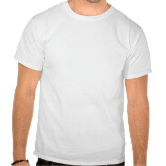 Zombies cartoon/illustration of 3 zombies t-shirt
