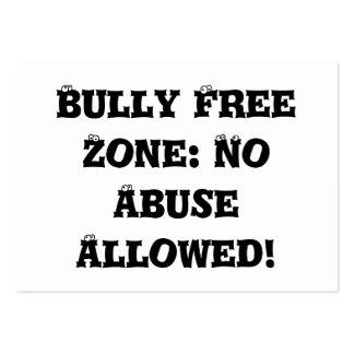 Anti Bullying Business Cards, 27 Anti Bullying Busines