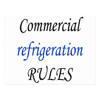 Refrigeration: Refrigeration Rules