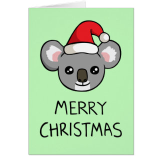 Koala Christmas Gifts T Shirts Art Posters Amp Other
