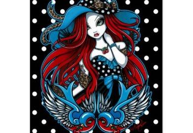 Rockabilly Tattoos Designs