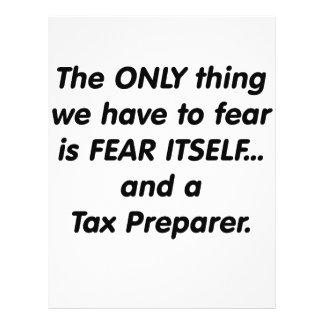 Tax Flyers, Tax Flyer Templates
