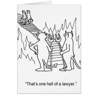 Funny Lawyer Cards, Invitations, Photocards & More