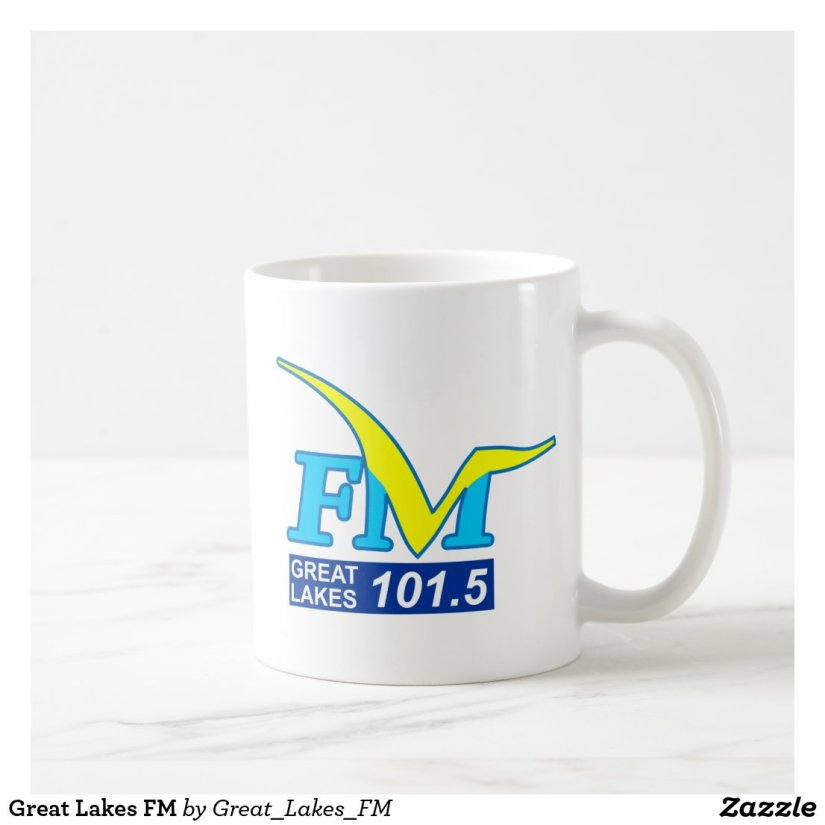 Great Lakes FM Coffee Mug