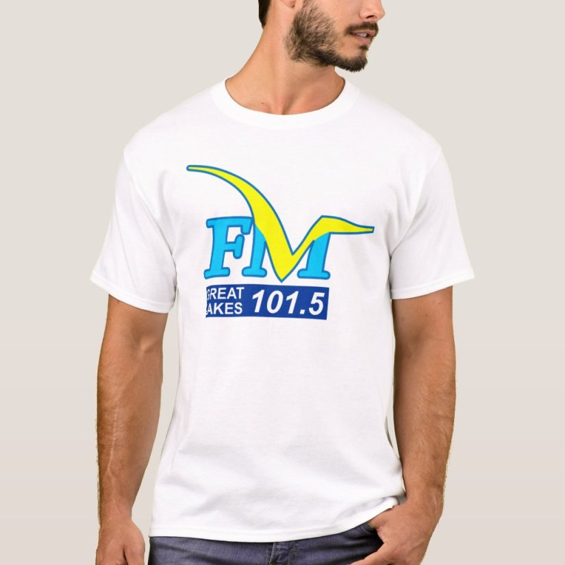 Great Lakes FM T-shirts