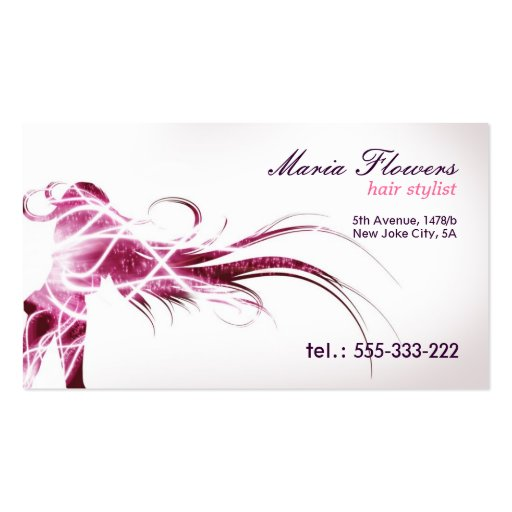 30 Hairstyles Cosmetology Business Cards Hairstyles Ideas Walk