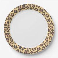 Animal Prints Plates | Zazzle.com.au