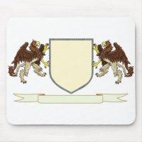 Make Your Own Family Crest Mouse Pad | Zazzle.com.au