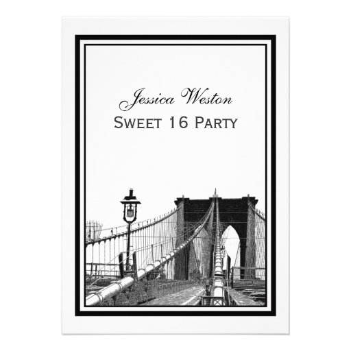New York City Skyline Cards, Invitations, Photocards & More