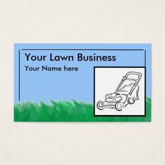 83 yard work business cards