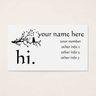 180+ Introduction Business Cards and Introduction Business