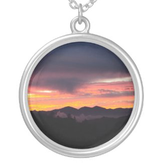 San Bernardino Mountain Necklace