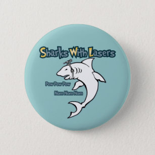 sharks with lasers gifts