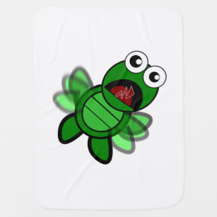 flapping baby blankets zazzle