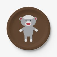 Cute Cartoon For Kids Plates, Cute Cartoon For Kids Dinner