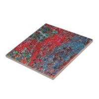 Spray Decorative Ceramic Tiles | Zazzle.com.au
