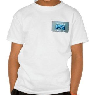LINHA COMANDO URANIANO shirt