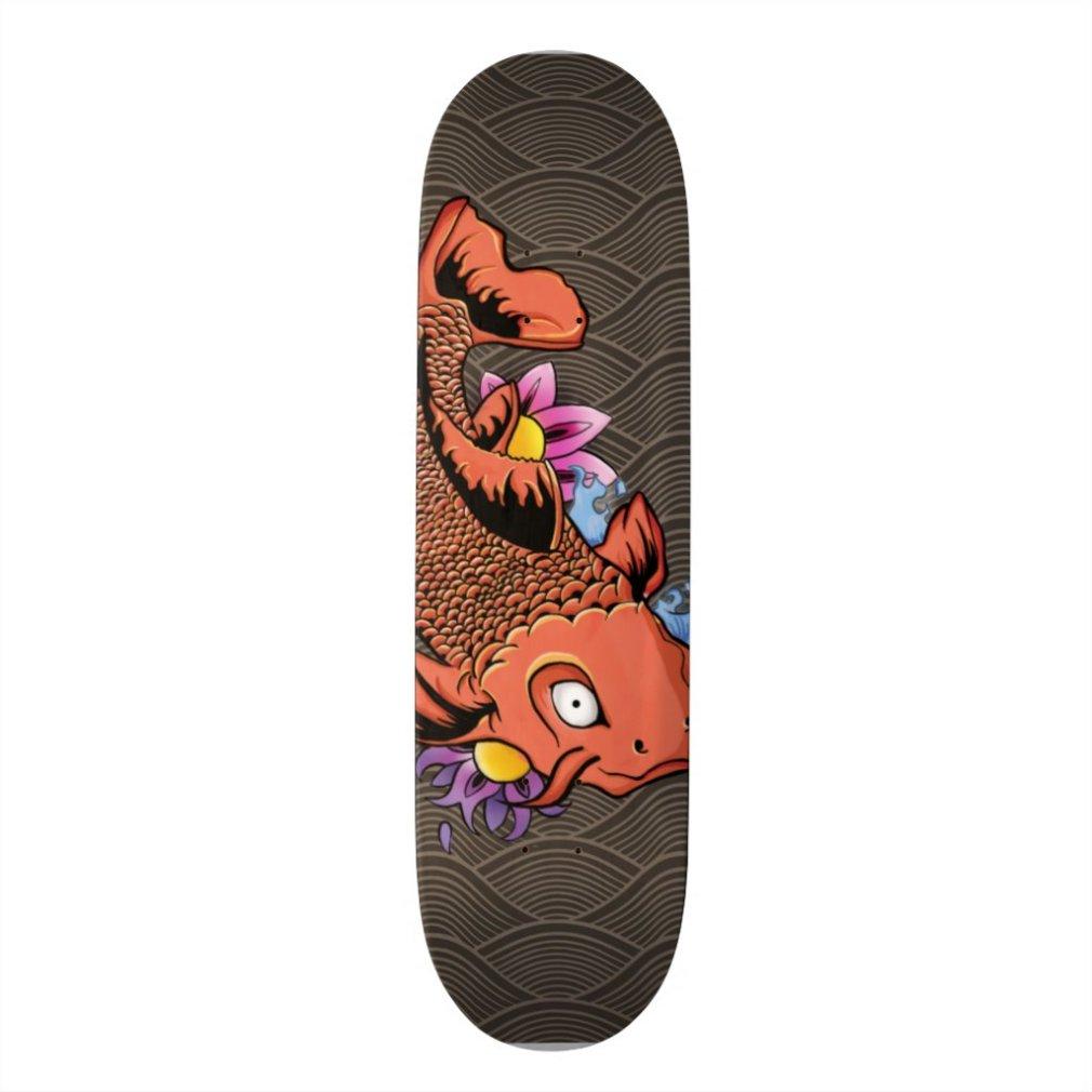 Skate de Carpa