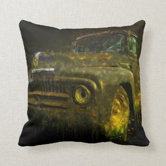 Vintage Truck Pillows