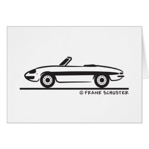 Alfa Spider Gifts on Zazzle