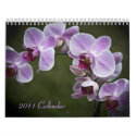 2011 Calendar - Flowers calendar