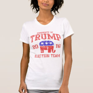 2016 Donald Trump Election Team Shirt