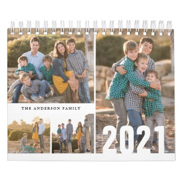 2021 Custom Photo Calendar Simple Create Your Own