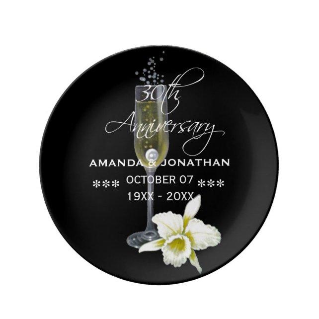 30th Pearl Wedding Anniversary Commemorative